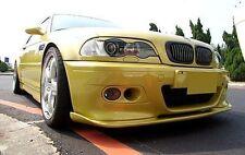 BMW E46 M3 Front bumper spoiler (1228)