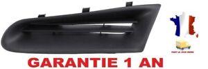 Grille de calandre noire gauche pour Renault Clio III