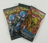 x3 Pokemon XY Steam Siege Booster Pack Brand New Factory Sealed Lot of 3