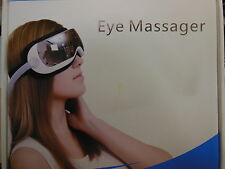 EYE MASSAGER w/ many features & options NEW retails $159.00