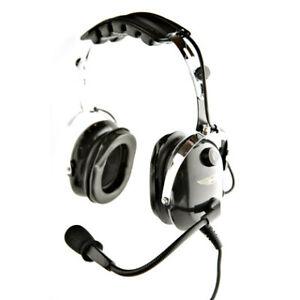 Mendelssohn HM40 Pilot Aviation Headset