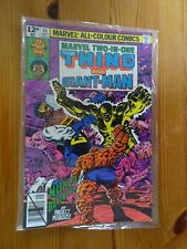 Marvel Two-in-One (1974) #55 1st printing FN+