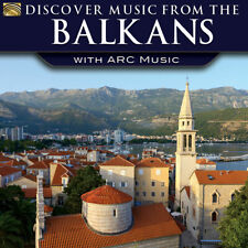 Sarah Ash - Discover Music from the Balkans With ARC Music