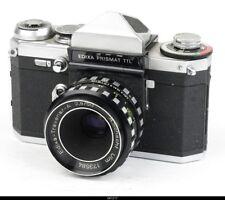 Camera Edixa Prismat TTL   With Lens Schneider Xenar 2.8/50mm    M42