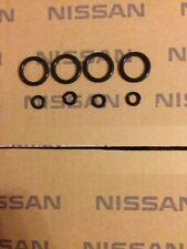 Nissan 200sx SR20DET Injector Seals Almera Primera SR20DE O Rings SIDE FEED