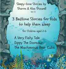 Bedtime Stories for Children CD to help kids Age 2-6 go to sleep - vol:3