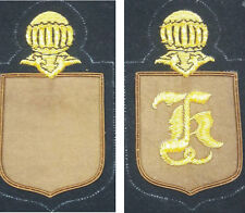 Royal Knight Squire Helmet Family Name Blazer Robe Jacket Patch Sewing Sewn War