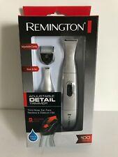 Remington Adjustable Men's Trimmer 5 Adjustable Lengths Nose-Ear-Face-Sideburnes