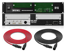 Burl Audio B16 Mothership BMB1 | 16 Ch. Configurable AD/DA DigiLink Motherboard
