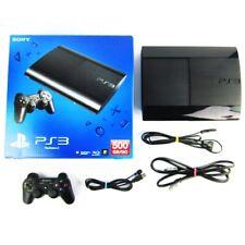 PS3 Konsole Super Slim 500 GB 4004C in OVP mit Controller und allen Kabeln