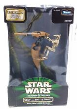 VTG 1998 Kenner Star Wars STAP And Battle Droid Potf Action Figure New In Box