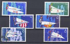 Bulgaria 1973 SG 2282-7 Yachts CTO