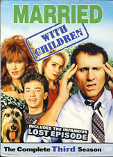 MARRIED WITH CHILDREN - THE COMPLETE SEASON 3 (BOXSET) (DVD)