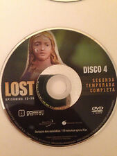 Lost - Season 2 - Disc 4 Only (DVD, 2006) DVD Disc Only - Replacement Disc