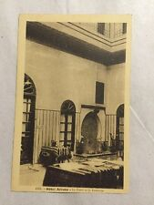 Hotel Ariana Vintage Postcard...Never Postmarked