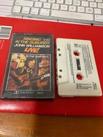 John Williamson Dining In The Suburbs Live Cassette Tape