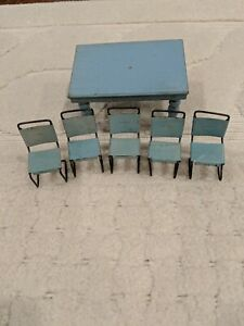 Design Interior Collection ??  JAPAN Chairs Miniature &  wood table dollhouse