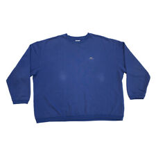 Fruit Of The Loom Logo Sweatshirt   Vintage 80s Original Retro Jumper