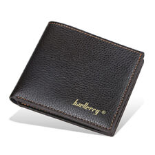 Men's Short Wallet Credit Card Holder Purse Money Pocket Thin Casual Bifold