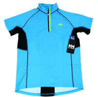 Helly Hansen HH Merino Wool Mid Men/'s LS Top 48355//995 Graphite Blue NEW