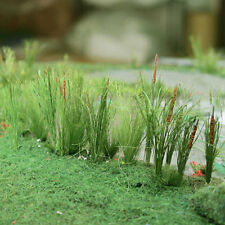 MP SCENERY 120 Cattails HO Scale Architectural Water Plants Trees Railroad