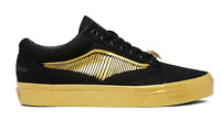 Vans x Harry Potter Unisex Old Skool Sneakers, Golden Snitch /Black