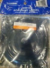 Wise WD10 360-Degree Flat Boat Seat Swivel
