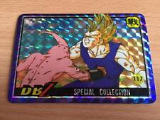 Carte Dragon Ball Z DBZ Special Collection Part 4 #117 Prisme MADE IN TAIWAN