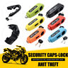Handlebar Throttle Grip Lock Motorbike Motorcycle Scooter Security Anti thief