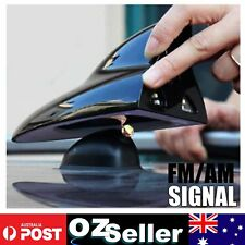 Car Exterior Roof AM/FM Radio Shark Fin Style Antenna Signal Aerial Upgrade New