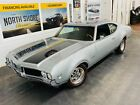 1969 Oldsmobile 442 W30 Fully Restored - SEE VIDEO - Oldsmobile 442 Silver with 49,012 Miles, for sale!