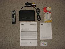 RCA DTA800B DTV Digital Television Converter & Remote Control, Coaxial/RCA Cable