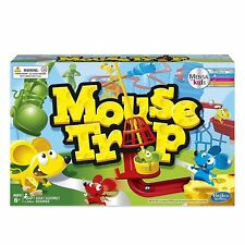 Mouse Trap Board Game Mousetrap Hasbro Brand New