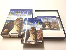 MYST III EXILE VERSION FRANCAISE PC CD-ROM BIG BOX COMPLET