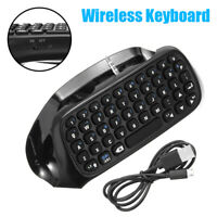 Mini Protable Wireless Keyboard Adapter For Sony PlayStation 4 PS4 Controller