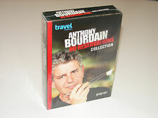 Anthony Bourdain No Reservations Collection DVD 9-Disc Set **RARE OUT OF PRINT**