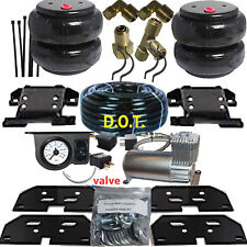 Tow Assist Kit w/On Board Air Management 2003-2013 Dodge Ram 2500 & 3500