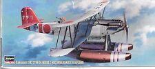 Hasegawa Kawanishi E7K1 Type 94 Model 1 Recon Seaplane in 1/72 51822 ST