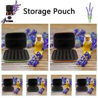 30 Slots Essential Oil Bottle Carry Case Holder Storage Aromatherapy Hand Bag