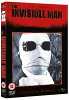 Nuovo The Invisibile Man - 1933 DVD