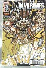 WOLVERINES  HORS SERIE 1 ( Marvel Panini 2015) saga complete  Programme Arme X