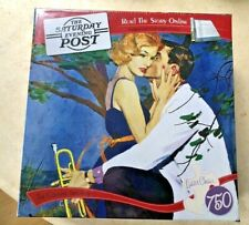 Puzzle 750.Saturday Evening Post - Ladies Choice -The Country Treatment