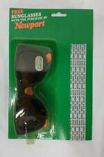 Newport Tobacco Sunglasses Orange Vintage Collectible, In Original Package