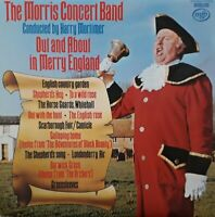 The Morris Concert Band-Out And About In Merry England Vinyl LP.1975 MFP 50201.