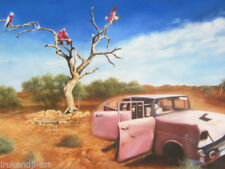 Canvas Realism Landscape Decorative Posters & Prints