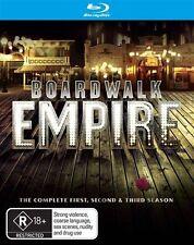 Boardwalk Empire : Season 1-3 : NEW Blu-Ray