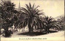 Situazioni Genova Genova Italia 1910/15 giardino contemporaneo Eden Hotel cartolina ITALIA ITALY
