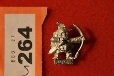 Games Workshop Warhammer Lumpin Croops Halflings Archers Hobbit Metal Figure B2