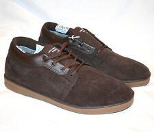 Lakai HOWARD DESERT Mens Pro XLK Tech Skate Boots Size 9 Chocolate Suede NEW