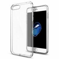 iPhone 7/8 Plus Handy Hülle Silikon Cover Schutzhülle Soft Case Slim transparent